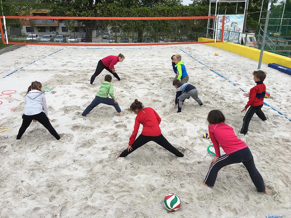 Letní tréninky dětí a mládeže
